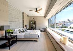 Elegant Asian House in Singapore asian minimalist bedroom interior