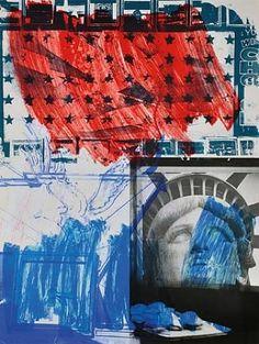 View People for the American Way by Robert Rauschenberg on artnet. Browse more artworks Robert Rauschenberg from Kenneth A. Friedman Co. Robert Rauschenberg, Franz Kline, Jasper Johns, Willem De Kooning, Jackson Pollock, Edward Hopper, Joan Mitchell, James Rosenquist, Modern Art