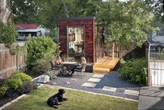 This Company Is Making Backyard Offices Cool