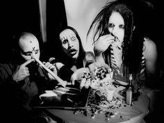 MW Gacy, Marilyn Manson, Twiggy Ramirez.
