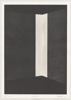 Brunner Sanina - Artist - James Turrell, Joecar from First Light, Aquatint Collage Sculpture, Painting Collage, Painting Abstract, James Turrell, Arch Light, Light Art, Light And Space, One Light, Spatial Memory
