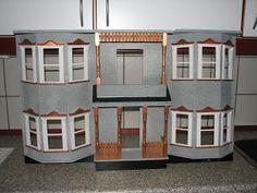 Mine dukkehuse: Forsiden af huset