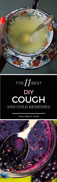 The 11 Best DIY Cough and Cold Remedies