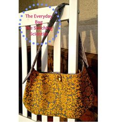 Tutorial: The Everyday Bag