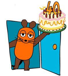 """Runder Geburtstag!     Kein einziges graues Haar ist in ihrem orangefarbenen Fell zu sehen, nicht mal die kleinste Lachfalte ziert ihr glattes Gesicht. Kaum zu glauben, dass die Maus am 7. März ihren 40. Geburtstag feiert. Denn vor genau vier Jahrzehnten wurde die erste Folge der """"Sendung mit der Maus"""" – damals noch die """"Lach- und Sachgeschichten"""" – ausgestrahlt."""