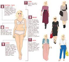 Бесплатный Курс Преображения | Уроки стиля для Вашего типа фигуры и цветотипа внешности