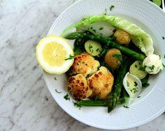 Rostad blomkål med smörad buljong | Recept från Köket.se