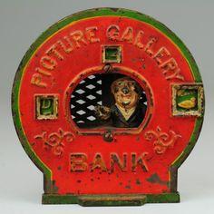 Mechanical bank | Tumblr