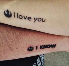 Tattoos ideas for couples - MyTattooLand
