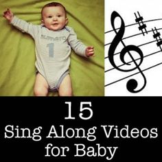 Sing along videos for baby
