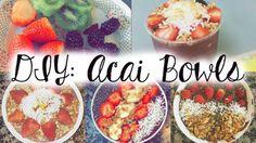Country and Class: DIY: Acai Bowls