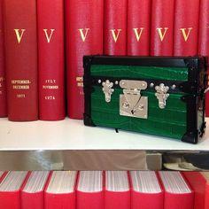 Louis Vuitton library