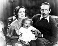 Walt, Lillian, and Diane Disney. Walt attended McKinley High School in Chicago, where he took drawing and photography classes and was a contributing cartoonist for the school paper Disney Parks, Walt Disney World, Disney Pixar, Disney Theme, Jim Henson, Disney Love, Disney Magic, Disney Stuff, Disney Ideas