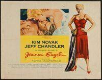 Jeanne Eagels (1957) Kim Novak, Jeff Chandler