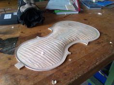 Making Violin 01