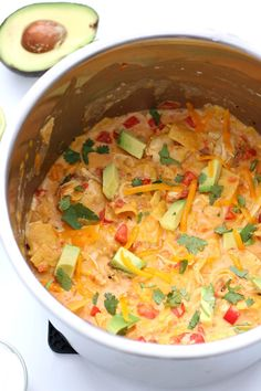 Instant Pot King Ranch Chicken--this cheesy and creamy chicken casserole with tortillas and Rotel has its roots in Texas but that doesn't mean us non-Texans can't enjoy it too! Whip up my version in just a few minutes using your Instant Pot and NO cream of soups! Chili Cornbread Casserole, King Ranch Chicken Casserole, Creamy Chicken Casserole, Chicken Tortilla Soup, Instant Pot Pressure Cooker, Pressure Cooker Recipes, Pressure Cooking, Slow Cooking, Lentils Instant Pot