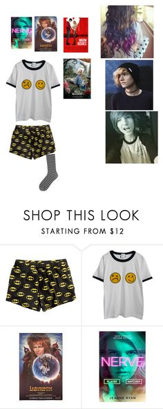 """Movie night with Kyle David Hall"" by grunge-girl27 ❤ liked on Polyvore featuring Chicnova Fashion, Burton and Uniqlo"