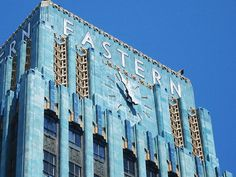Downtown Los Angeles Art Deco