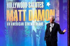 Clint Eastwood Photos - 24th Annual American Cinematheque Honors Matt Damon - Show - Zimbio