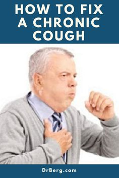 Dr. Berg talks about how to fix a chronic cough. Yes, it can come from acid reflux, but the more common cause is a simple calcium deficiency.
