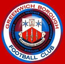 GREENWICH BOROUGH FC   - other logo