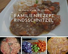 So einfach und so lecker: Familienrezept Rindsschnitzel Strudel, Beef, Food, Carrots, Cooking, Browning, Simple, Food Food, Meat
