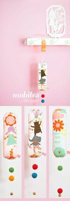mini #mobiles by PinkNounou