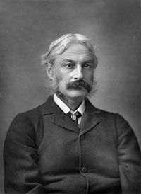 Andrew Lang.31 March 1844 – 20 July 1912 was a Scots poet, novelist and critic.  Not to be confused with Andrew Lang (physicist) (1924–2008), British scientist and crystallographer