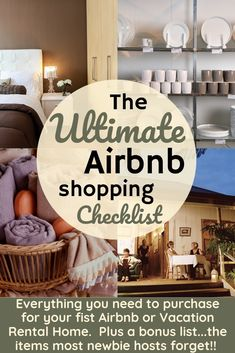 Air Bnb Tips, Airbnb Design, Airbnb House, Airbnb Rentals, Vacation Rentals, Lake House Rentals, Cottage Rentals, Orlando Vacation, Welcome Baskets