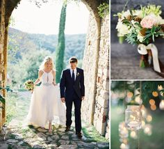 Tuscan wedding
