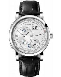 A. Lange & Sohne Lange 1  Manual Winding Men's Watch, 18K White Gold, Silver Dial, 116.039