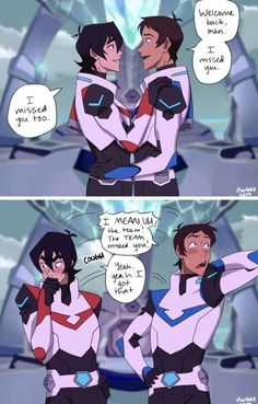 Read Note❤️ from the story Klance Comics & Pictures | ✔️ by SweaterPie666 (Piepiedapyahpie_) with 349 reads. sofluffy...