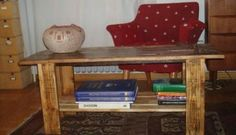 Recycled Pallet Furniture Ideas, DIY Pallet Projects - 99 Pallets - Part 9