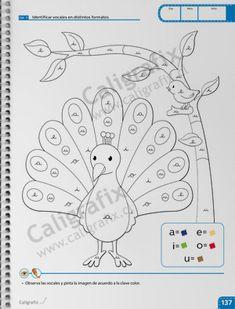 Trazos y Letras Nº1 Symbols, Letters, Emilio, Joseph, Album, Home Preschool, Learning To Write, Teaching Reading, Icons