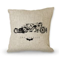 pillows,Movies, pillowcase -BATMAN - 18 posters, pillow, the pillow, new, household items, $29
