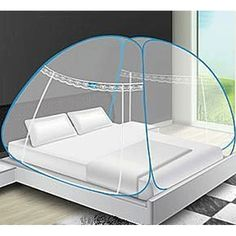 http://www.homeskyshop.com/home-living/mosquito-nets.html  Keep Away Mosquitoes Easily With Medicated Mosquito Net  medicated mosquito net, mosquito net for double bed, double bed mosquito net  These days it has become possible to keep away mosquitoes without the use of chemical products and for this you just need to bring medicated mosquito nets. These mosquito nets for double bed are really good to keep away all types of bugs.