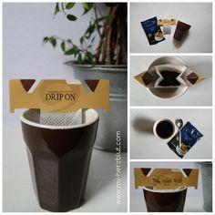 Filterkaffee ist eines der hochwertigsten Kaffeezubereitungen in Japan. Deshalb bekommt man in vielen Restaurants oder wie in dem Fall auch in Hotels dieses Drip on System auf dem Zimmer zur Verfügung gestellt.