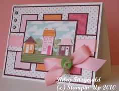 3 Challenge Card! by dancerriley - Cards and Paper Crafts at Splitcoaststampers