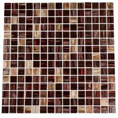 Splashback Tile Pomegranate Martini 12 in. x 12 in. x 8 mm Glass Floor and Wall Tile (1 sq. ft.)-POMEGRANATE MARTINI GLASS TILE at The Home Depot
