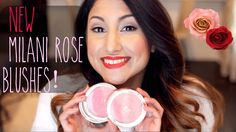 I recently picked up these new Milani Rose Blushes from CVS in the shades Coral Cove, Romantic Rose and Tea Rose. Blush Roses, Tea Roses, Most Popular Videos, Romantic Roses, Blushes, Milani, All Things Beauty, Coral, Pretty