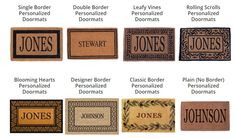 I love door mats. Come read about our latest door mats from Canada Mats. Personalized Door Mats, Doormats, Gd, Giveaways, Canada, Reading, Custom Door Mats, Word Reading, The Reader