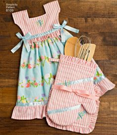 Hanging Dish Towel Dress Pattern Is Super Cute
