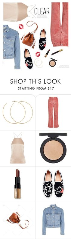 """""""Untitled #736"""" by kawrose02 ❤ liked on Polyvore featuring Allison Bryan, The Seafarer, Cami NYC, Topshop, Bobbi Brown Cosmetics, Kate Spade and Tom Ford"""