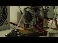 EWaste 60$ 3DPrinter - All
