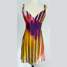 Moda International 100% Silk Boho Dress This 100% silk in an array of colors is sure to make you the life of the party! Moda International Dresses