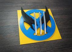 Arte de pared de 50% de descuento superhéroe Wolverine de