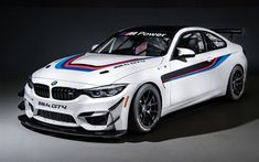 Best Sports Cars   :   Illustration   Description   BMW M4 GT4, 2018, 4k, racing car, sports car, coupe, tuning M4, M Performance, BMW