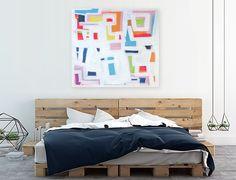 contemporary fine art and original abstract paintings