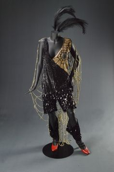 """Louise Glaum, """"Sex,"""" Black Hawk Films, 1920, Designed by Louise Glaum, The Collection of Motion Picture Costume Design: Larry McQueen"""