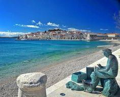 Primošten in Dalmatia by Croatia Dreaming #primosten #croatia #booking #apartments #summer #holidays #vacation #travel #photography #dalmatia Book ... - All Seasons Croatia - Google+